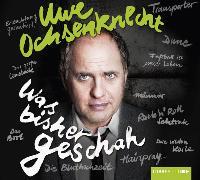 Cover-Bild zu Was bisher geschah von Ochsenknecht, Uwe