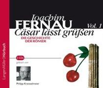 Cover-Bild zu Cäsar lässt grüßen, Vol. 1 von Fernau, Joachim