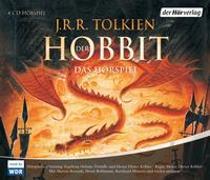 Cover-Bild zu Der Hobbit von Tolkien, J.R.R.