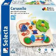 Cover-Bild zu Carusello, Motorikbrett für unterwegs, 19 cm
