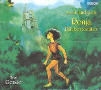 Cover-Bild zu Ronja Räubertochter von Dillier, Geri (Reg.)