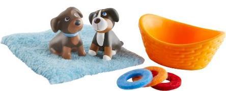 Cover-Bild zu Little Friends - Hundewelpen