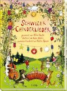 Cover-Bild zu Schwizer Chinderlieder von Haefeli, Alfred (Ausw.)