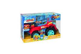 Cover-Bild zu SuperZings S - PlaySet Monster Roller Hero von Magic Box Int. Toys (Hrsg.)