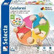 Cover-Bild zu Coloformi, Schiebespaß mit Farben und Formen, 19 cm