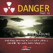 Cover-Bild zu Danger, Part 18: Die Landung (Audio Download) von Duschek, Markus