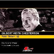 Cover-Bild zu Pater Brown, Folge 48: Die Krone von Ampur (Audio Download) von Chesterton, Gilbert Keith