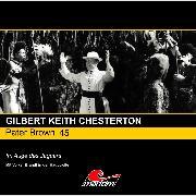Cover-Bild zu Pater Brown, Folge 45: Im Auge des Jaguars (Audio Download) von Chesterton, Gilbert Keith