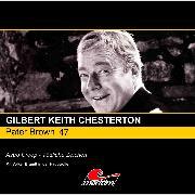 Cover-Bild zu Pater Brown, Folge 47: Astro Creep - Tödliche Zeichen (Audio Download) von Chesterton, Gilbert Keith