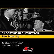 Cover-Bild zu Pater Brown, Folge 40: Der Künstler und sein Modell (Audio Download) von Chesterton, Gilbert Keith