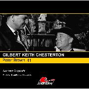 Cover-Bild zu Pater Brown, Folge 41: Aus dem Ei gepellt (Audio Download) von Chesterton, Gilbert Keith
