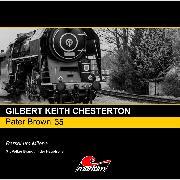 Cover-Bild zu Pater Brown, Folge 35: Rätsel um Milena (Audio Download) von Chesterton, Gilbert Keith