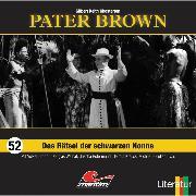Cover-Bild zu Pater Brown, Folge 52: Das Rätsel der schwarzen Nonne (Audio Download) von Chesterton, Gilbert Keith