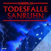 Cover-Bild zu Cungerlan: Todesfalle Sanruhn (Audio Download) von Rost, Frank-Michael