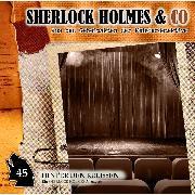 Cover-Bild zu Sherlock Holmes & Co, Folge 45: Hinter den Kulissen (Audio Download) von Bischoff, Marc-Oliver