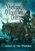 Cover-Bild zu Well Said, O Toothless One (eBook) von Field, Judith