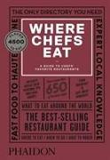 Cover-Bild zu Where Chefs Eat von Warwick, Joe