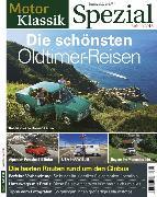 Cover-Bild zu Motor Klassik Spezial Reisen 2018 - Die schönsten Oldtimer-Reisen