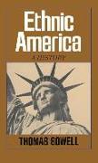 Cover-Bild zu Ethnic America (eBook) von Sowell, Thomas