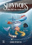 Cover-Bild zu Pfeiffer, Boris: Survivors - Das Riff der anderen (eBook)