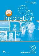 Cover-Bild zu New Edition Inspiration Level 2 Workbook von Garton-Sprenger, Judy