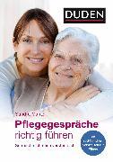 Cover-Bild zu Pflegegespräche richtig führen (eBook) von Mantz, Sandra