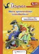 Cover-Bild zu Meine spannendsten Leseabenteuer von Bertram, Rüdiger