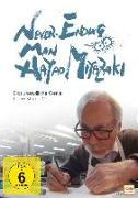 Cover-Bild zu Never Ending Man - Hayao Miyazaki von Kaku Arakawa (Reg.)