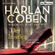 Cover-Bild zu Der Insider - Myron Bolitar ermittelt (Audio Download) von Coben, Harlan