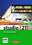 Cover-Bild zu studio 21 B1. Gesamtband. Das Deutschbuch. Kurs- und Übungsbuch mit DVD-ROM von Funk, Hermann