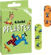 Cover-Bild zu Müller, Daniel (Illustr.): Globi Pflaster Sport