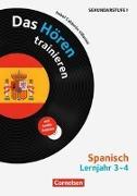 Cover-Bild zu Calderón Villarino, Isabel: Lernjahr 3/4 - Das Hören trainieren