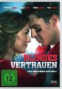 Cover-Bild zu Blindes Vertrauen. DVD-Video von Hapka, Mark (Schausp.)
