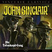 Cover-Bild zu Dark, Jason: John Sinclair Classics - Folge 38