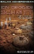 Cover-Bild zu Ein großer Schritt von Acheronian, Galax