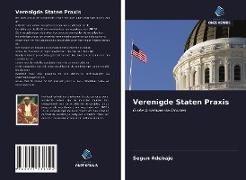 Cover-Bild zu Verenigde Staten Praxis von Adebajo, Segun