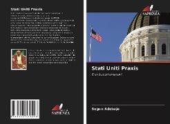 Cover-Bild zu Stati Uniti Praxis von Adebajo, Segun