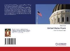 Cover-Bild zu United States Praxis von Adebajo, Segun