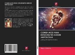 Cover-Bild zu CONSELHOS PARA ESTUDANTES SERVIR ANTOLOGIA von Adebajo, Segun