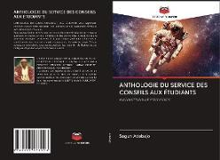 Cover-Bild zu ANTHOLOGIE DU SERVICE DES CONSEILS AUX ÉTUDIANTS von Adebajo, Segun
