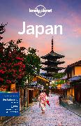 Lonely Planet Japan von Milner, Rebecca