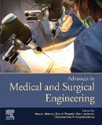 Cover-Bild zu Advances in Medical and Surgical Engineering (eBook) von Ahmed, Waqar (Hrsg.)