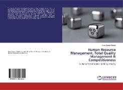 Cover-Bild zu Human Resource Management, Total Quality Management & Competitiveness von Waqar Ahmed, Syed