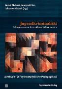 Cover-Bild zu Jugendkriminalität (eBook) von Datler, Wilfried (Beitr.)