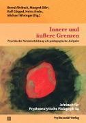 Cover-Bild zu Innere und äußere Grenzen von Ahrbeck, Bernd (Hrsg.)