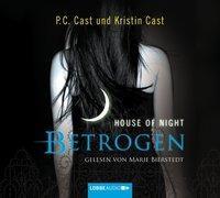 Cover-Bild zu House of Night - Betrogen von Cast, P.C.