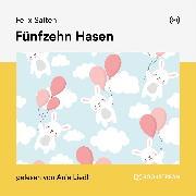 Cover-Bild zu Fünfzehn Hasen (Audio Download) von Salten, Felix