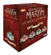 Cover-Bild zu Der Krieg der Könige von Martin, George R.R.