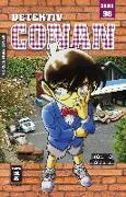 Cover-Bild zu Detektiv Conan 98 von Aoyama, Gosho