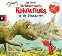 Der kleine Drache Kokosnuss bei den Dinosauriern von Siegner, Ingo